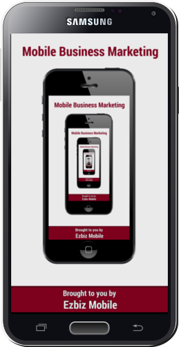 Mobile Business Marketing Android App